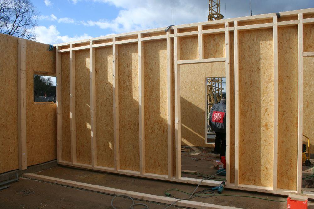 Holzrahmenbau (Neubau, Anbau, Aufstockung) - Zimmerei Holzbau Jasky