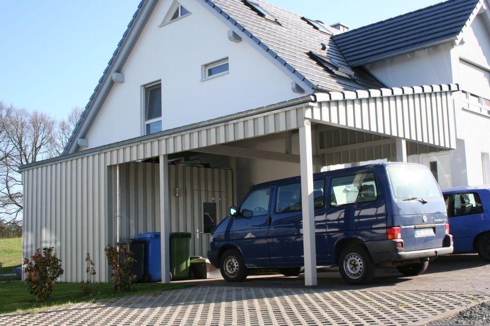 Carports - Zimmerei Holzbau Jasky